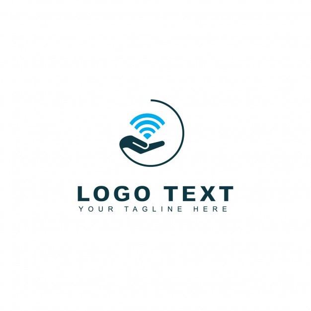 Free internet logo Free Vector