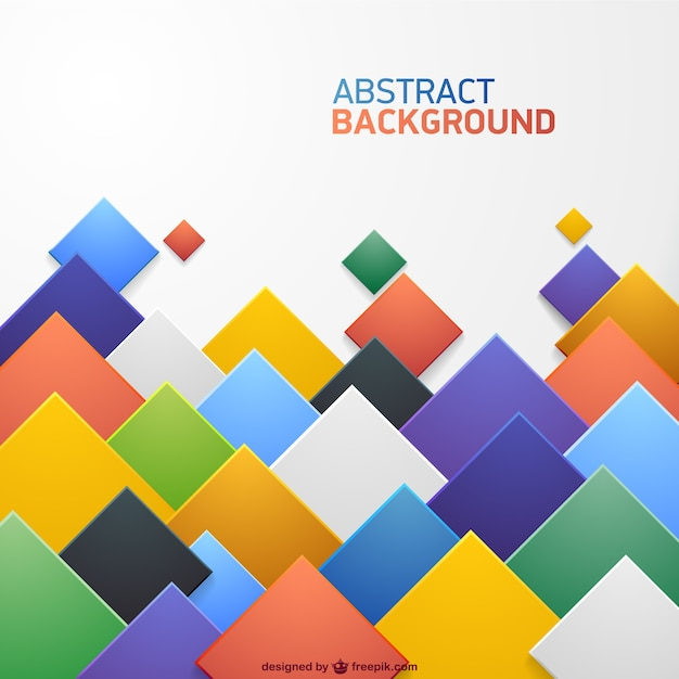 Squares Background Free Vector Free Square Design Background