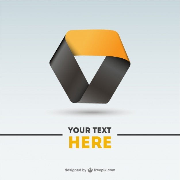 Free vector abstract logo design Vector : Free Download