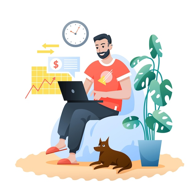 Image result for More people than ever are buying online, educating theirselves online, people are looking for work online, working from home is now the new norm.