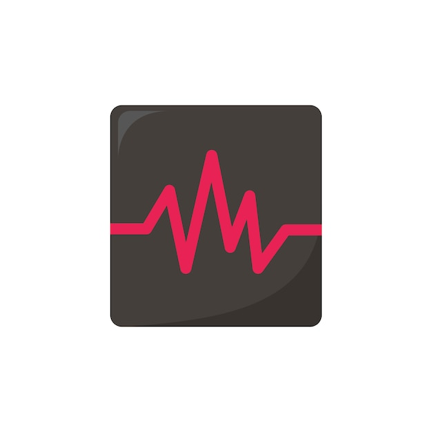 Frequency icon Free Vector