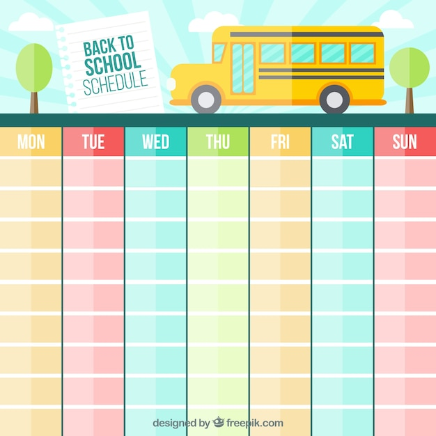 how to use google calendar for school