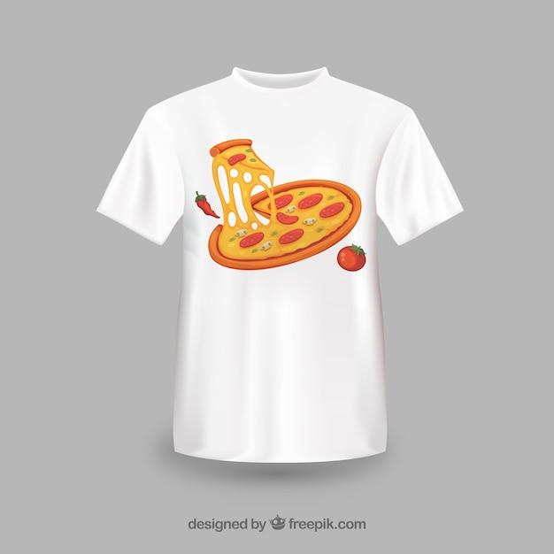 Funky t shirt design vector vector free download for T shirt design online software free download