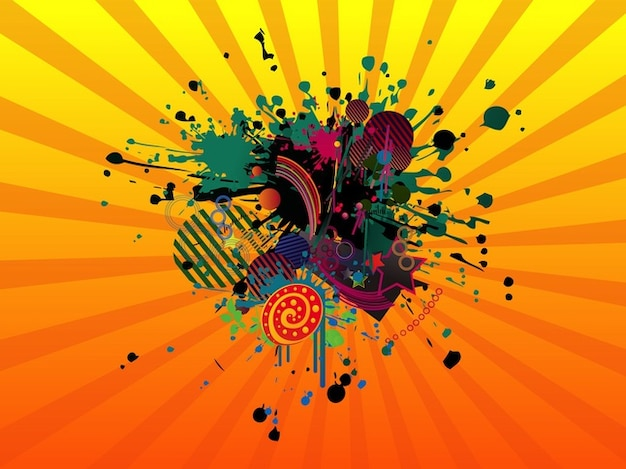 Download Vector Bright And Fun Monas Illustration Vectorpicker