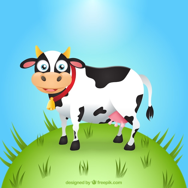 Cartoon cows vectors photos and psd files free download