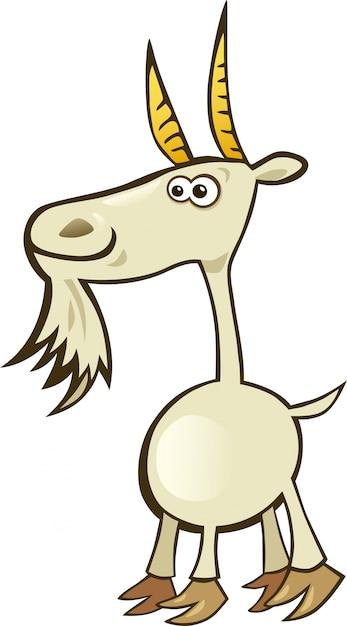 Друзья картинки, рисунки смешная коза