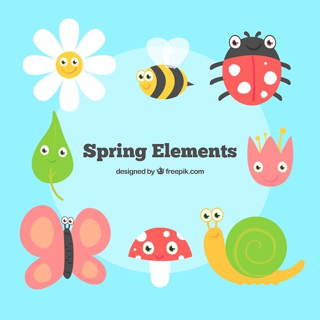 Spring season essay for kids