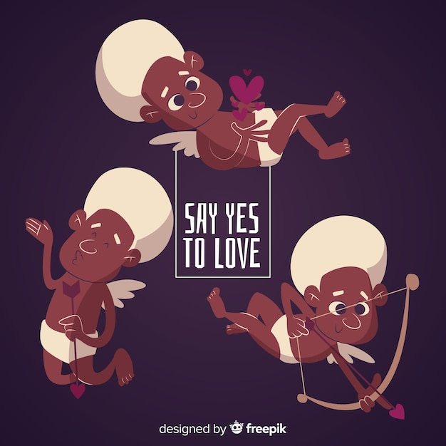 cupid say yes