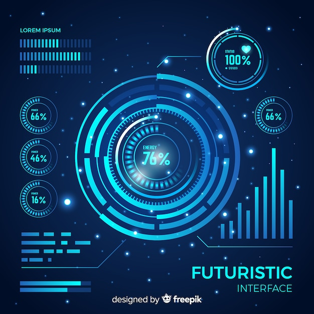 Futuristic Vectors, Photos and PSD files | Free Download