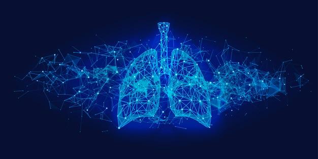 未来の医療イラスト Premiumベクター