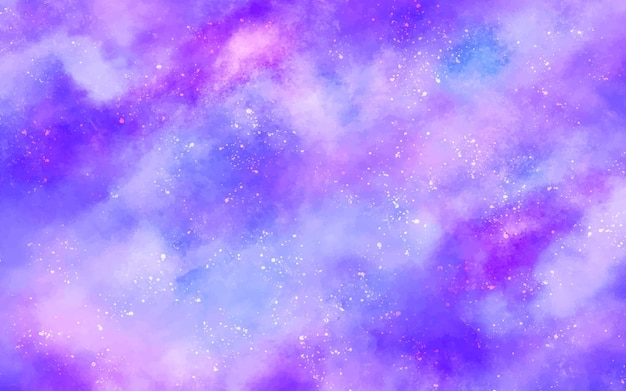 Galactic astral background Free Vector