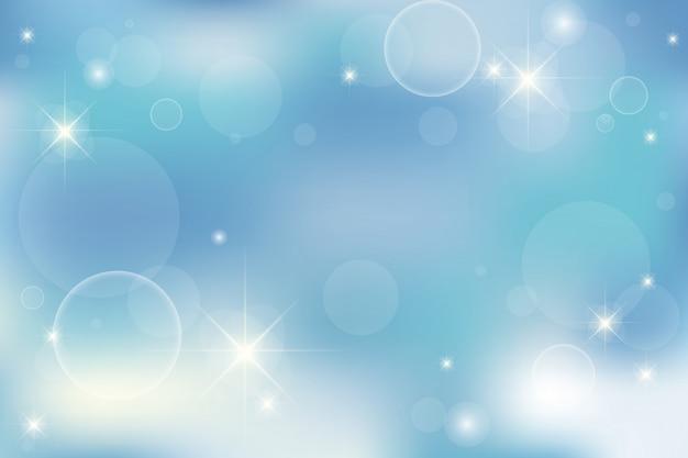 Galaxy fantasy background. Premium Vector