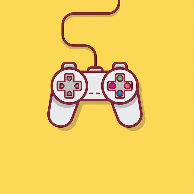 Gamecontrol Premium Vector