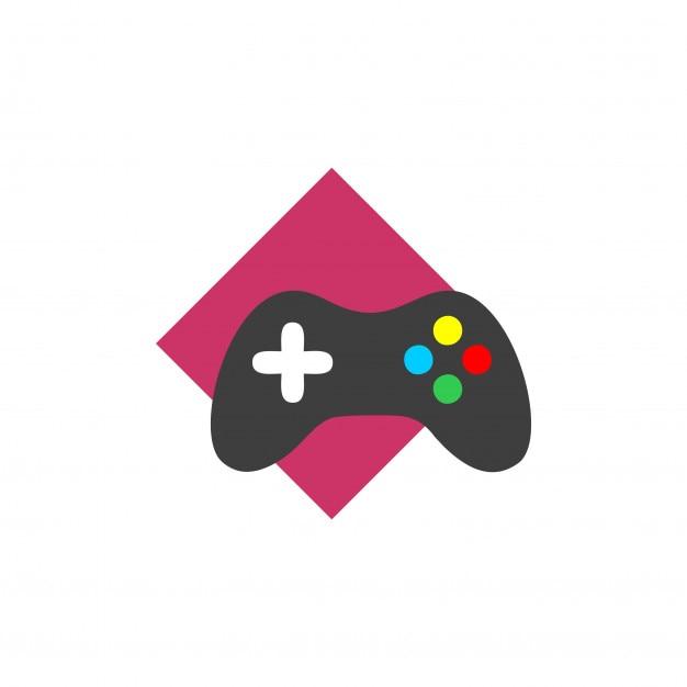 gaming controller icon vector premium download
