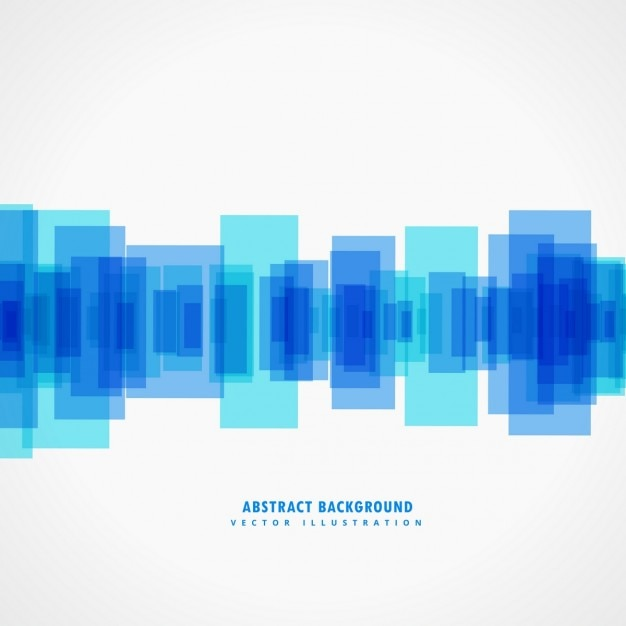 Geometric abstract background, blue\ color
