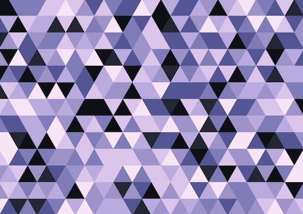 Geometric abstract design Free Vector