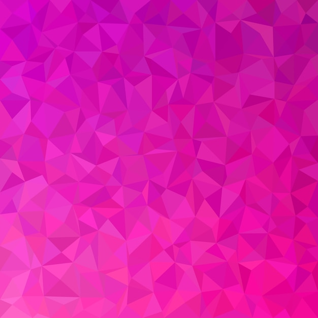 Purple Polygonal Abstract Background: Geometric Abstract Triangle Tile Pattern Background