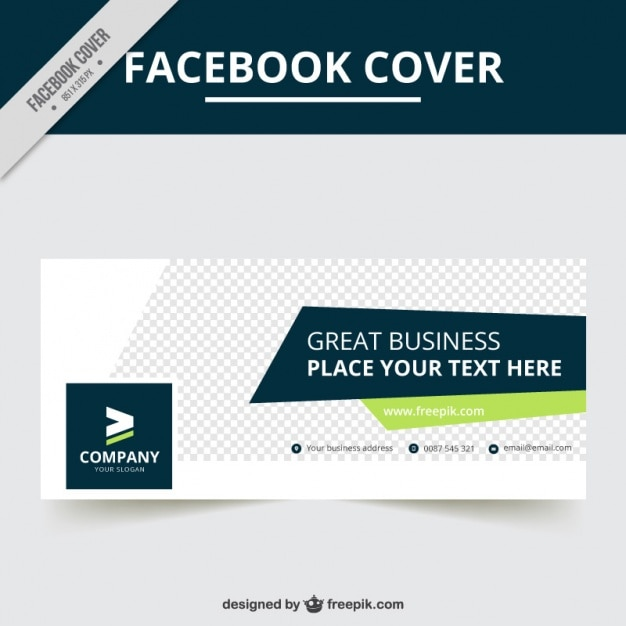 Geometric business facebook cover template vector premium download geometric business facebook cover template premium vector flashek Choice Image