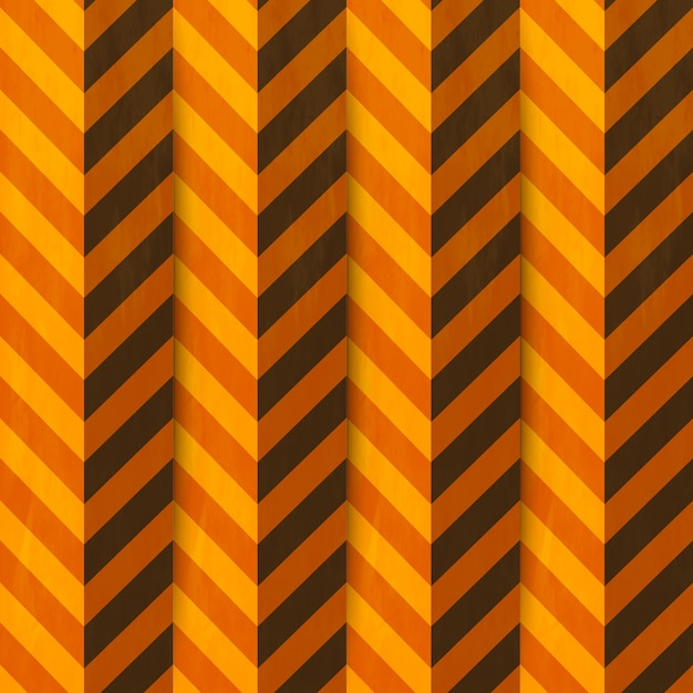 Geometric color pattern halloween background Premium Vector