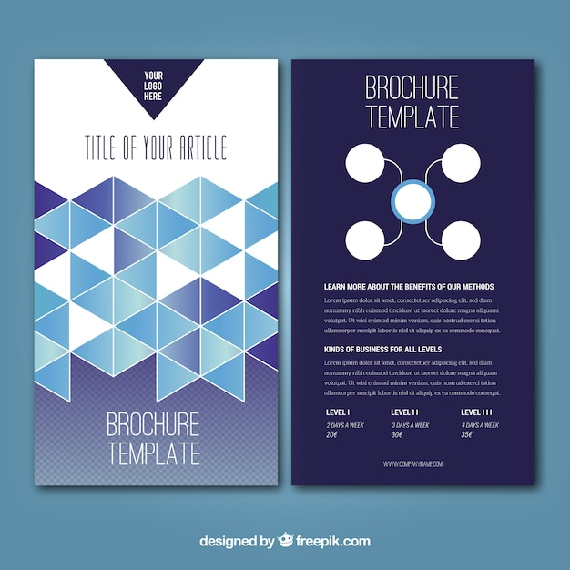 Geometric company brochure
