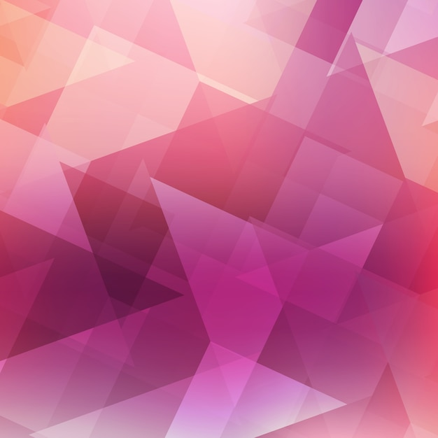 Geometric design background  Free Vector