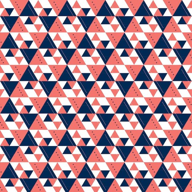 Geometric pattern Premium Vector