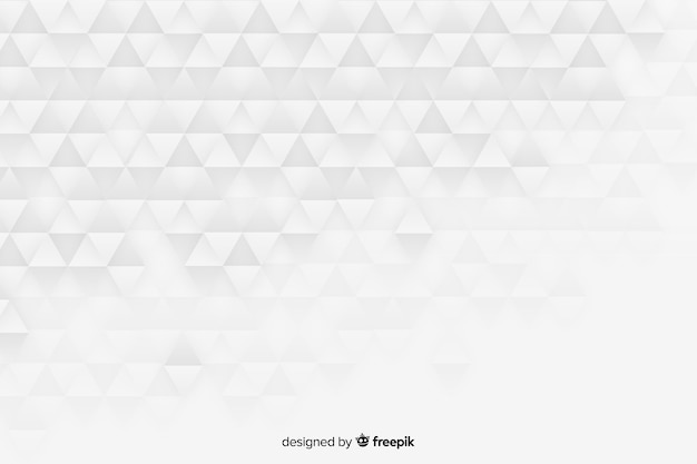 Geometric shapes background in paper style Free Vector