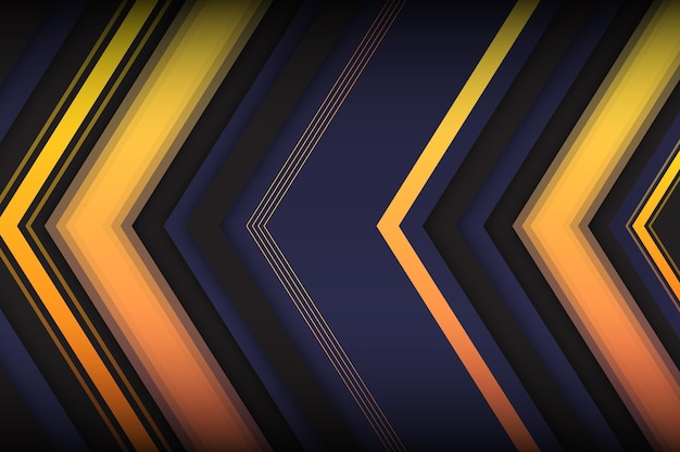 Geometric shapes wallpaper Free Vector