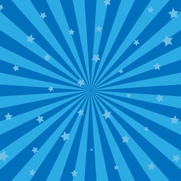 Geometric swirl background Premium Vector