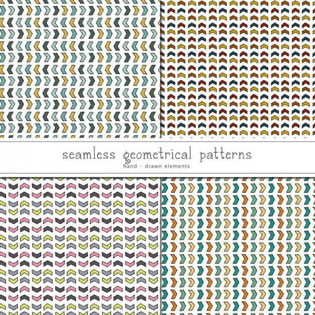 Geometrical patterns collection
