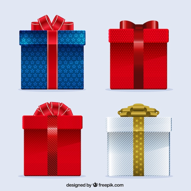 Gift boxes vector free download gift boxes free vector negle Choice Image