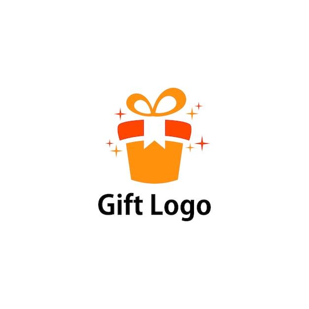 Premium Vector Gift Logo
