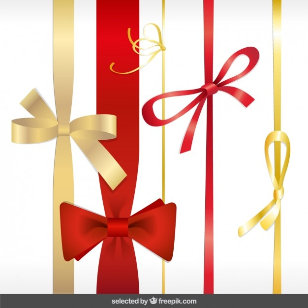Gift ribbons vector free download gift ribbons free vector negle Images