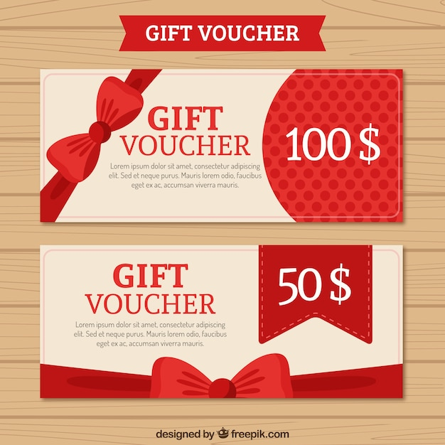 Gift voucher pack vector free download gift voucher pack free vector saigontimesfo