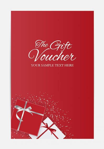 Gift Voucher Template For Your Business