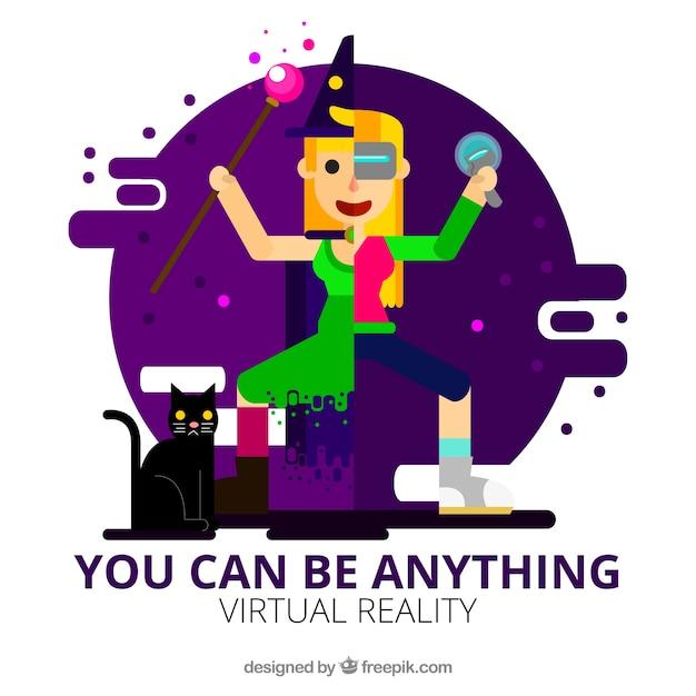how to make a virtual reality game