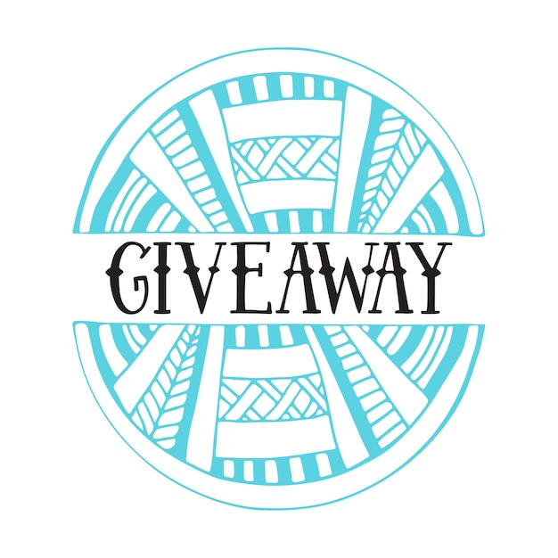 Giveaway vector icon Premium Vector
