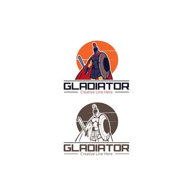 Гладиатор Premium векторы
