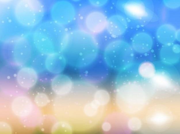 blue sparkle wallpaper