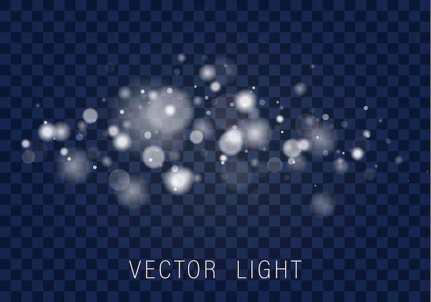 輝くボケライト効果 Premiumベクター
