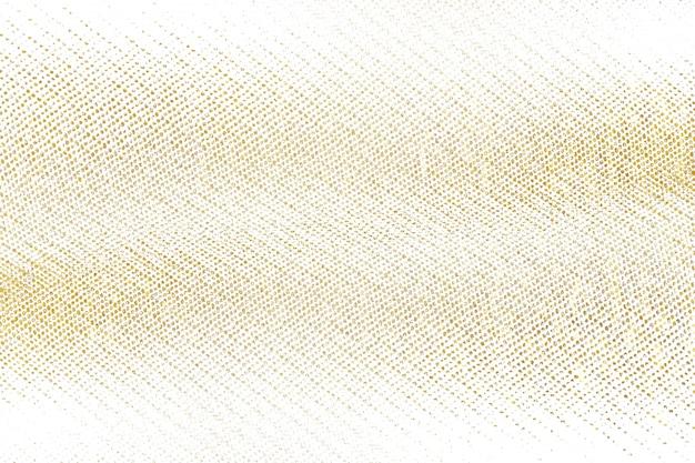 Gold brush stroke design element cloth knitted Premium Vector