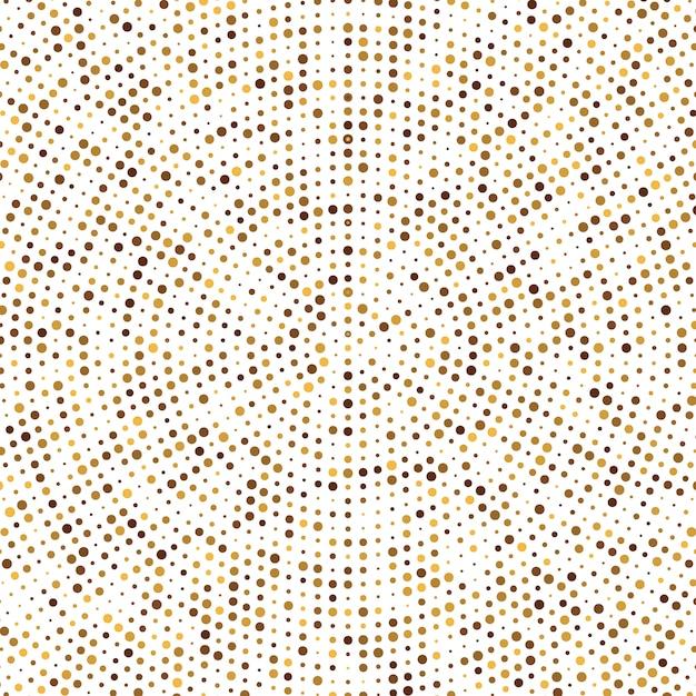 Gold disco glitter background. Premium Vector