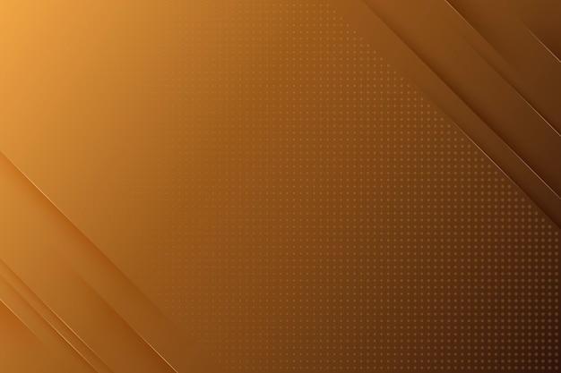 ゴールドの豪華な背景のコンセプト Premiumベクター