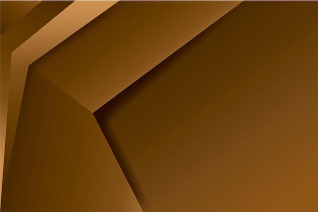 Gold luxury background design Free Vector