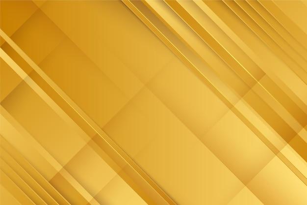 ゴールドの豪華な壁紙 無料ベクター