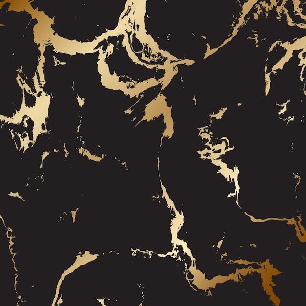 Priorità bassa di struttura di marmo dell'oro Vettore gratuito