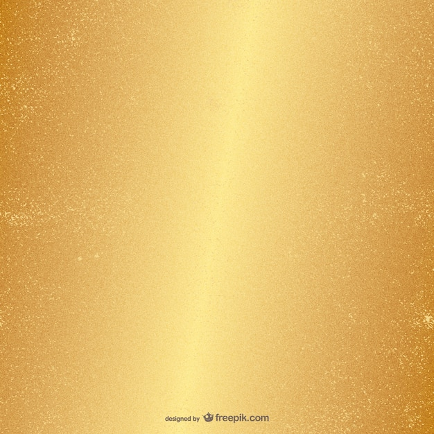 Gold texture background Free Vector