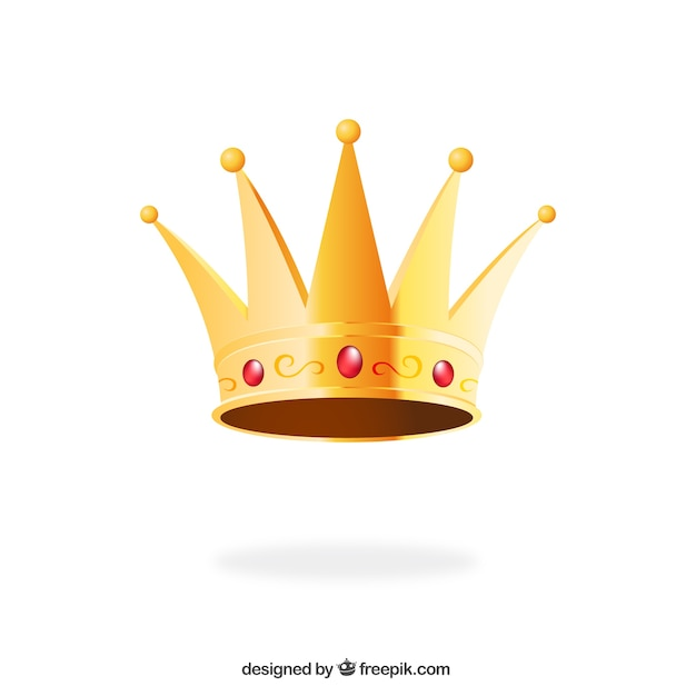 Golden king crown vector free download golden king crown free vector thecheapjerseys Image collections