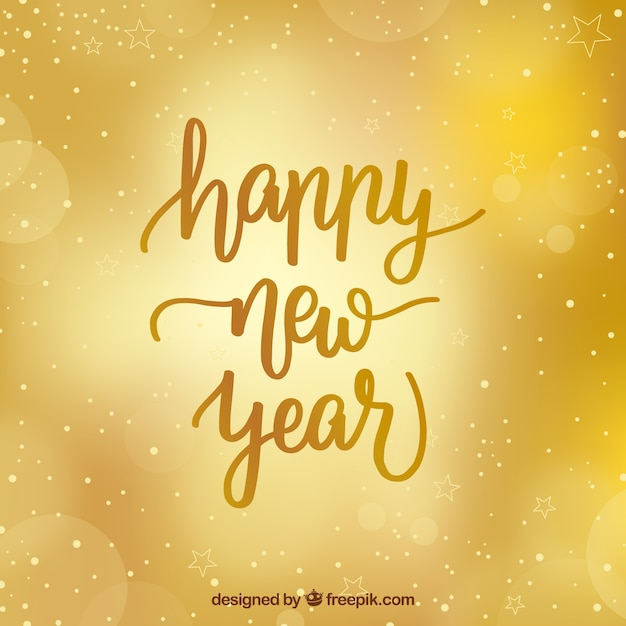 golden new year background with blurred style stock images page everypixel