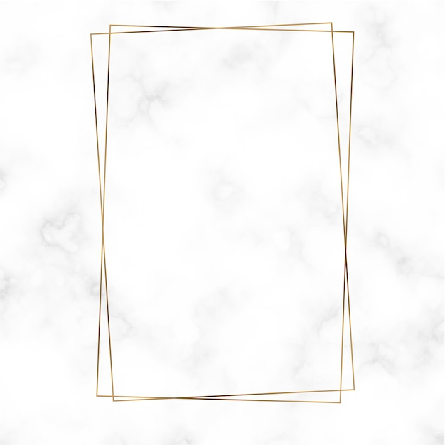 golden rectangle frame template vector vector free download
